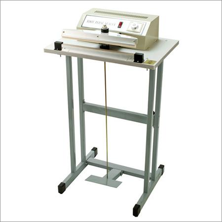 Foot Pedal Sealing Machine