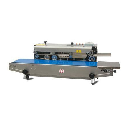 Semi Automatic Continuous Band Sealing Machine