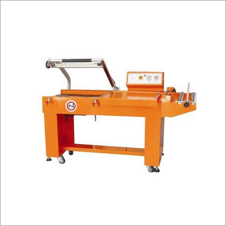 Semi Automatic L Bar Sealing Machine