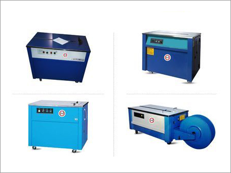 Semi Auto PP Strapping Machines