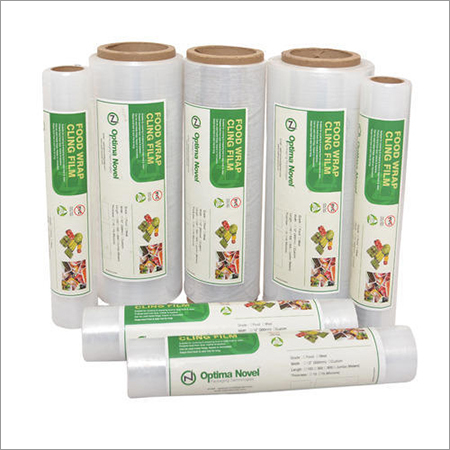 Cling Wrap Film-Non PVC & ECO Friendly