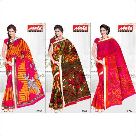 Jetpur Cotton Saree