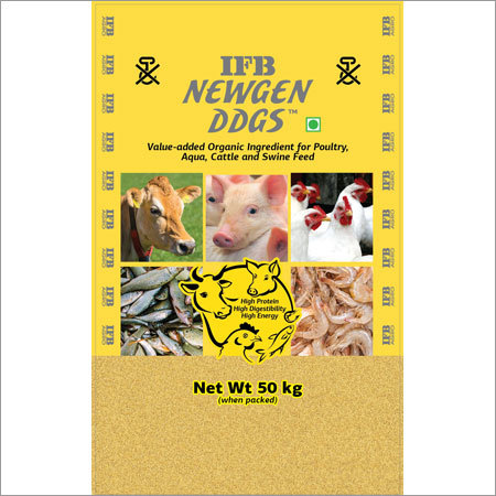 50Kg - IFB Newgen DDGS - Feed Supplement