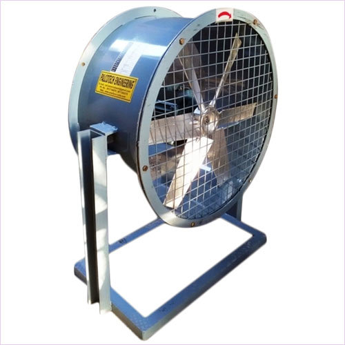 Tubular Man Cooler Fan
