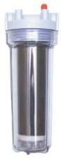 Inline Carbon Water Filter