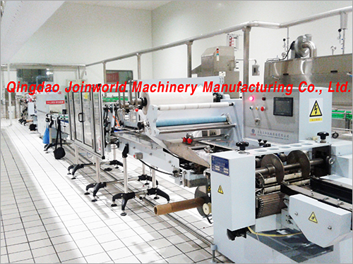 Pouch Packaging Line