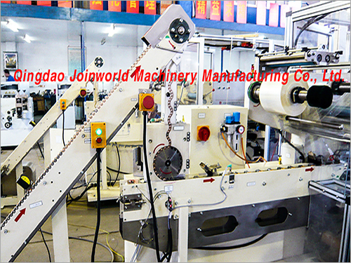 Battery Packaging Machine