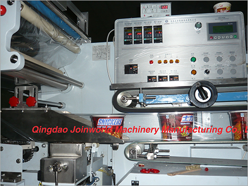 Snickers Packaging Machine