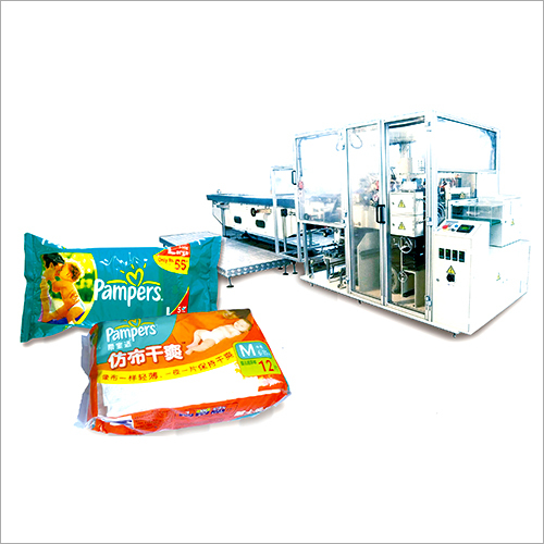 Pampers Packaging Machine