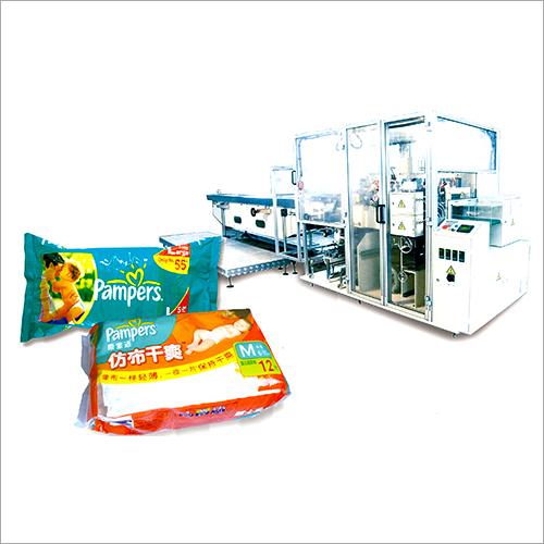 Pampers Packaging Machine