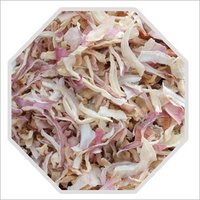 Pink Onion Flakes