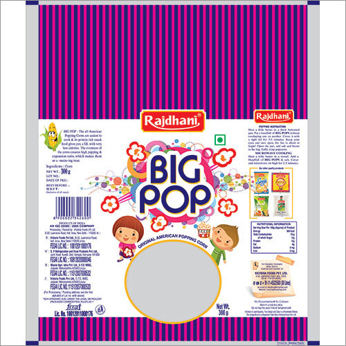 Rajdhani Big Pop-300g