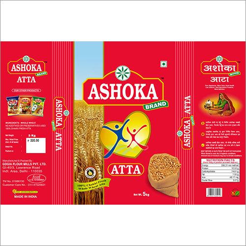 Ashoka Atta 5kg Shankar Pouch