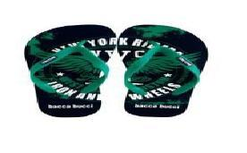 New York Riders Flip Flop