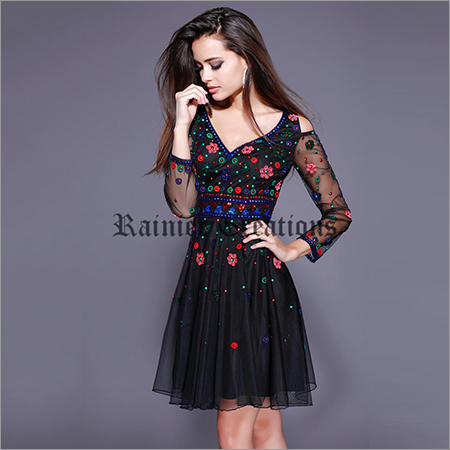 Ladies Short Dresses