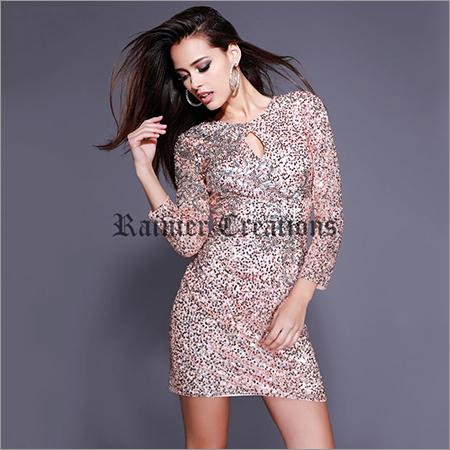 Ladies Modern Short Dress