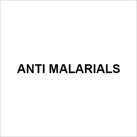 ANTI MALARIALS