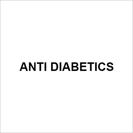 ANTI DIABETICS