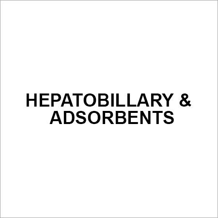 HEPATOBILLARY & ADSORBENTS