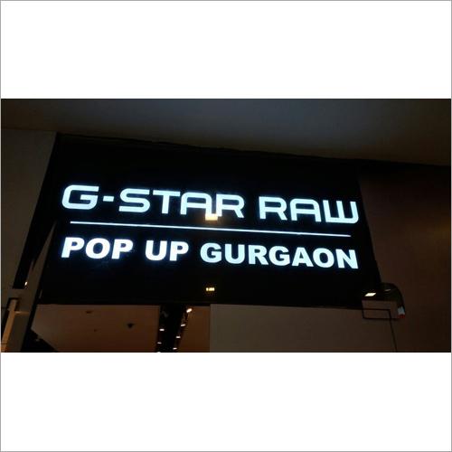 G Star Branding Board