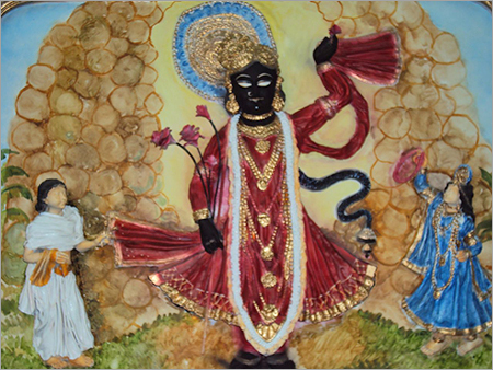 ShrinathJi Wall Painting