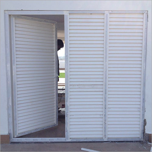uPVC Openable Louvers