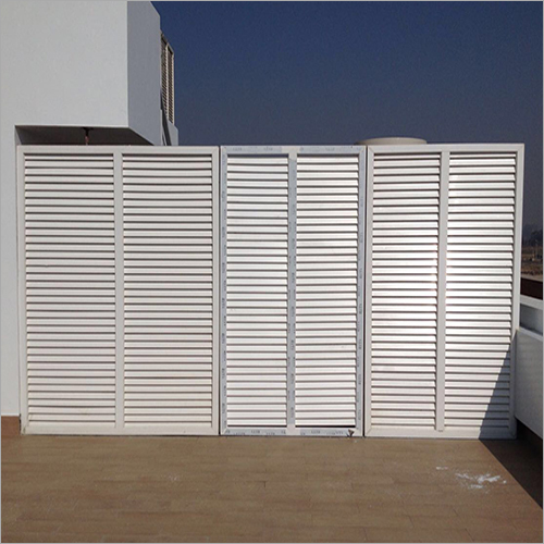 uPVC  Louvers
