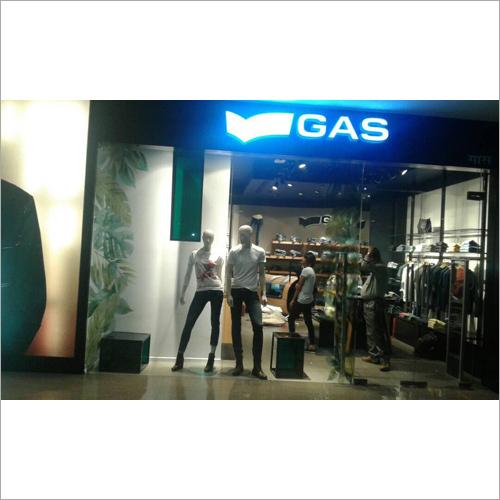 Store Retail Branding