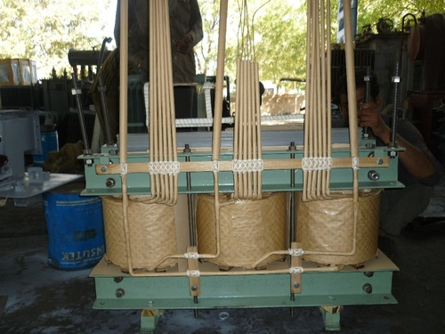 500 KVA Distribution Transformer Assembly