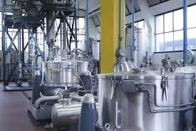 Chemical Contract Manufacturing