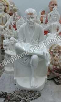 Shirdi Sai Bada Marble Statue