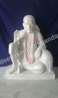 Shirdi Sai Bada Marble Sculpture