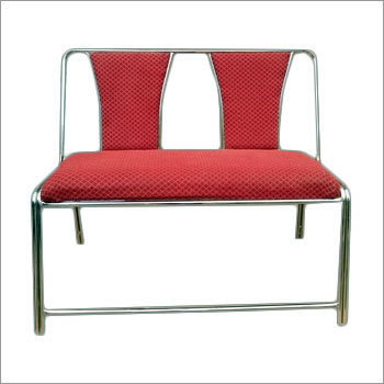 Red Two Seater Sofa