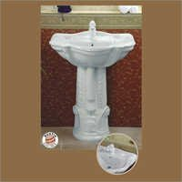 Majesty Pedestal Wash Basin
