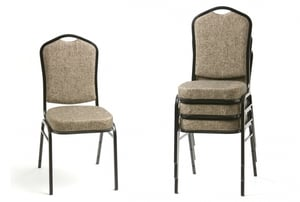 Modern Stacking Banquet Chairs