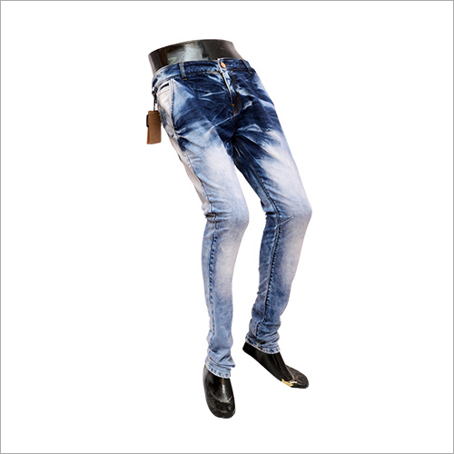 Mens Shaded Jeans