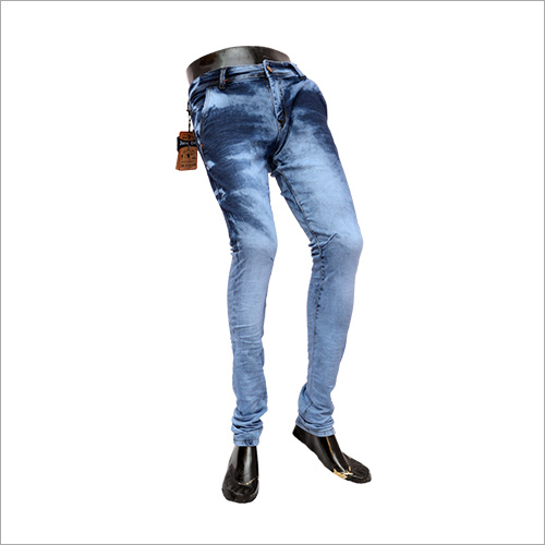Shaded Denim Jeans
