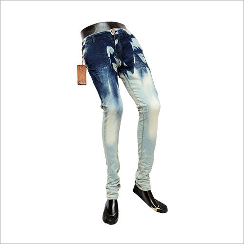 Mens Modern Shaded Jeans