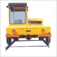 Diesel Operated Rail Tow Truck