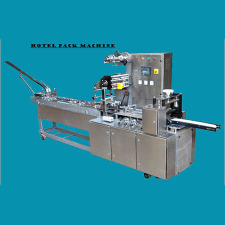 Hotel Pack Wrapping Machine