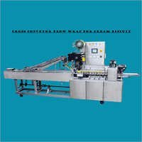 Cross Conveyor Flow Wrapping Machine