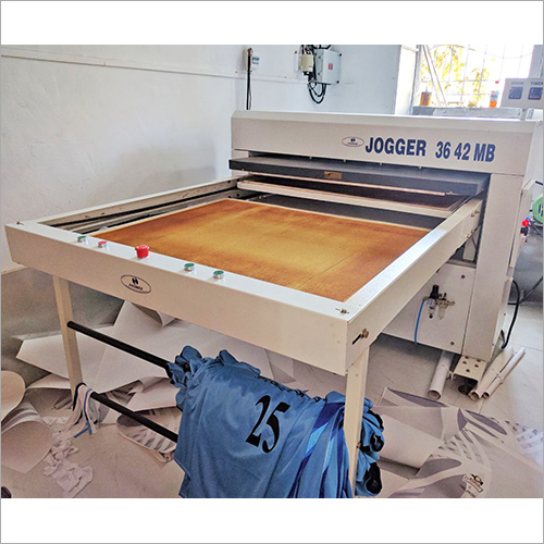 Industrial Heat Transfer Machine