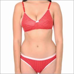 Ladies Undergarment Set