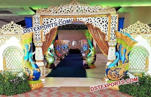 Jodha Akbar Wedding Welcome Gate