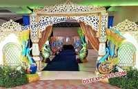 Jodha Akbar Wedding Welcome Gate