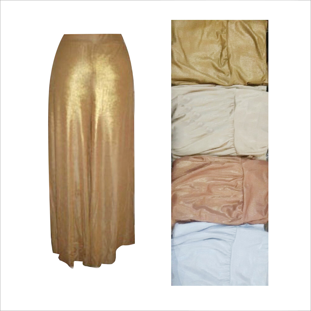 Ladies Shimmer Palazzos