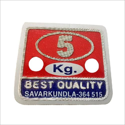 Quantity Label