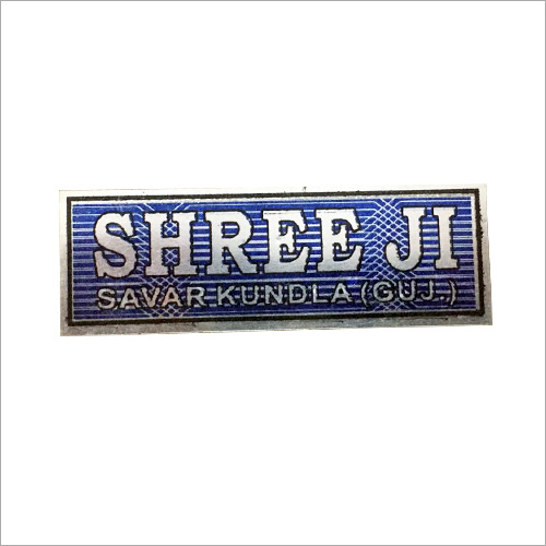 Aluminium Scale Name Plate