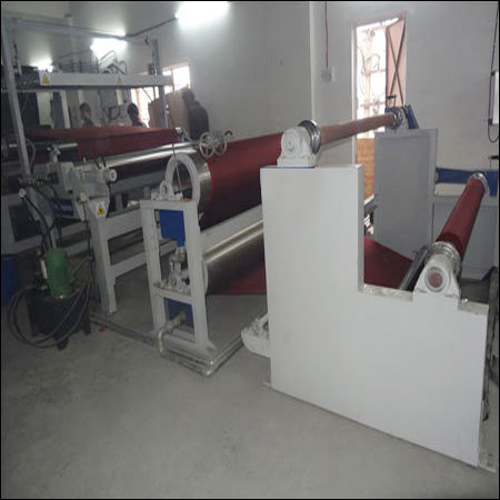 Multi Layer Lamination Machine