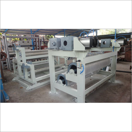 PVC Film Embossing Machine